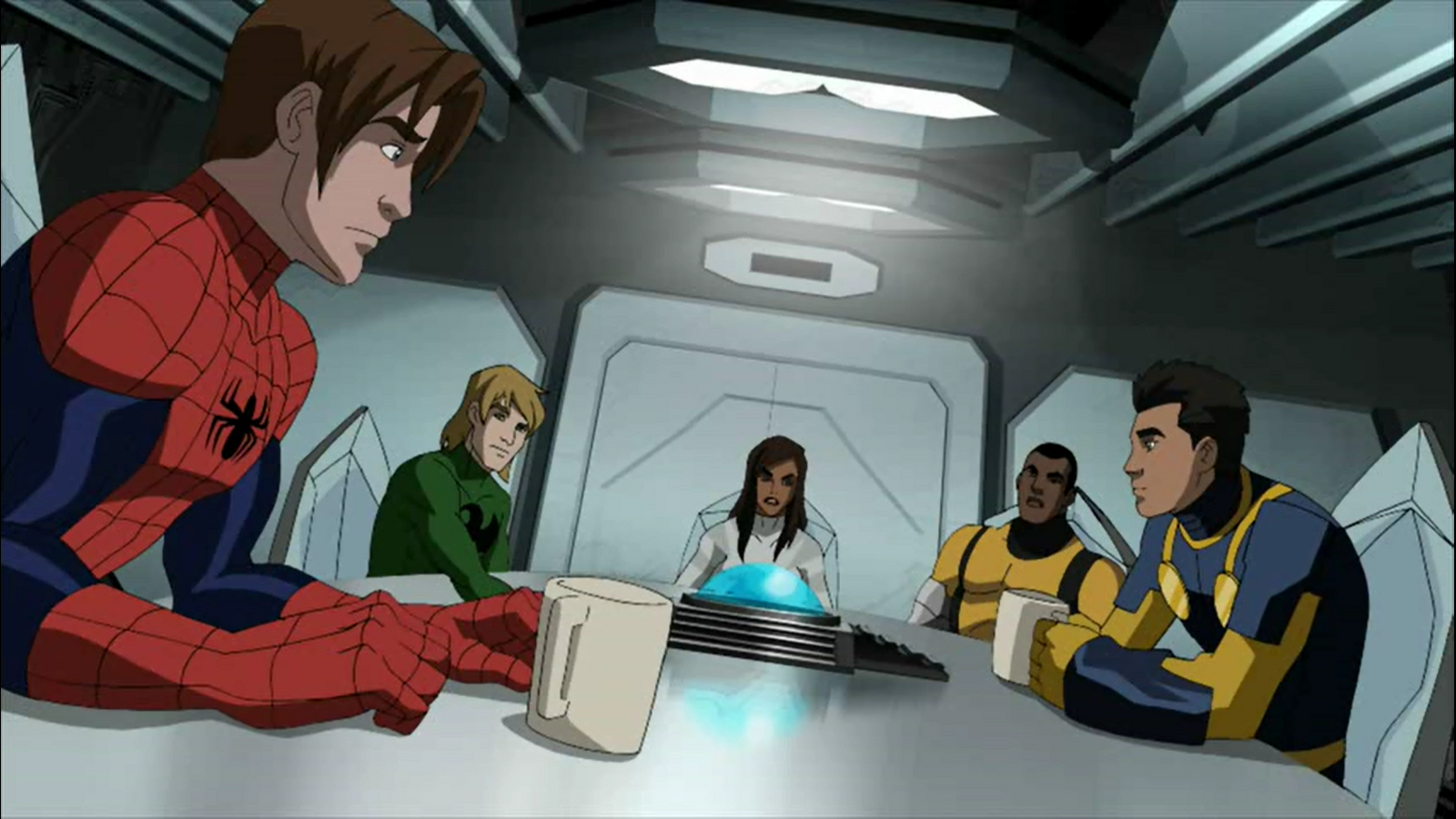 Image - Spider-Man's apology.png | Ultimate Spider-Man ...