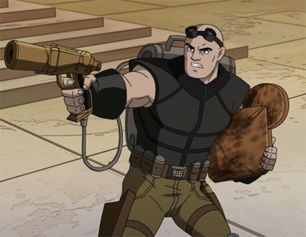 Trapster | Ultimate Spider-Man Animated Series Wiki