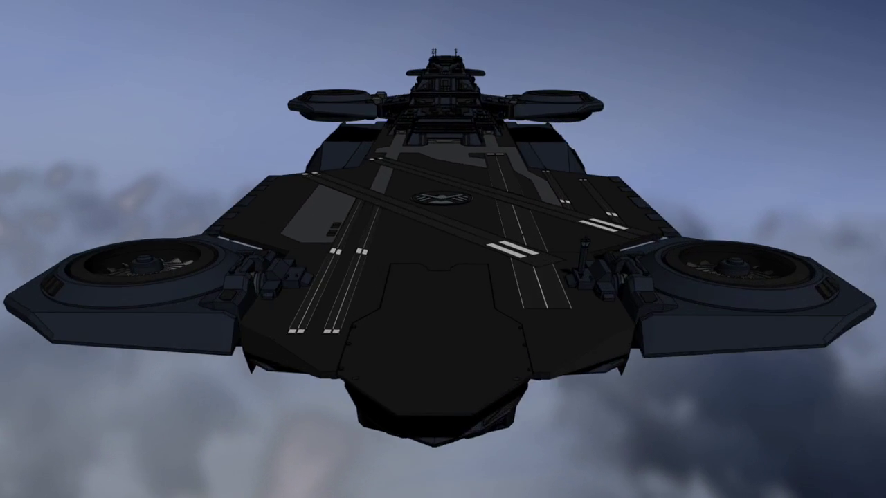 tricarrier ultimate spiderman animated series wiki