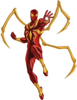 Iron Spider Cho