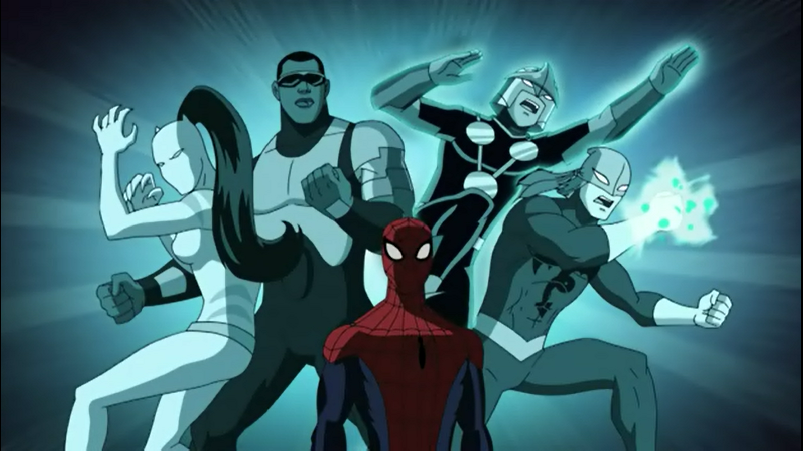 spider man 3 meet the heroes and villains