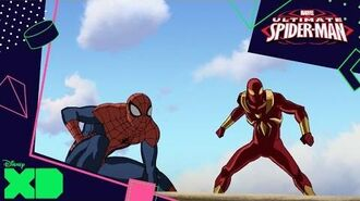 Ultimate Spider-Man Vs. The Sinister Six Beached Official Disney XD UK