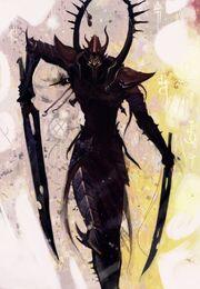 Dark eldar incubi slaanesh hunter by beckjann-d5kb5bn