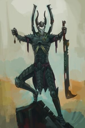 Dark eldar consecration wip by beckjann-d4cj4zz