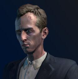 Johnny portraitvbg