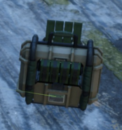 Support Station Ammo Cache