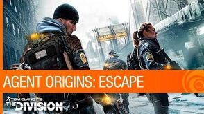 Tom Clancy's The Division Agent Origins (Escape)