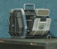 Support Station Immunizer Mod