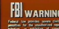 20th Century Fox Home Entertainment Warning Screens