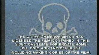 Star Video ident & Warning