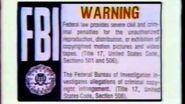Embassy Home Entertainment FBI Warning Screen