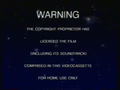 CIC Video Warning (1988) (S1)