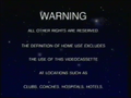 CIC Video Warning (1988) (S2)