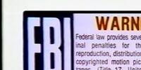 GoodTimes Home Entertainment Warning Screens