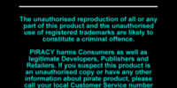 Video Game Anti-Piracy Advices