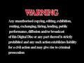 Middle Win Trade Co. Warning Screen 1b (English)