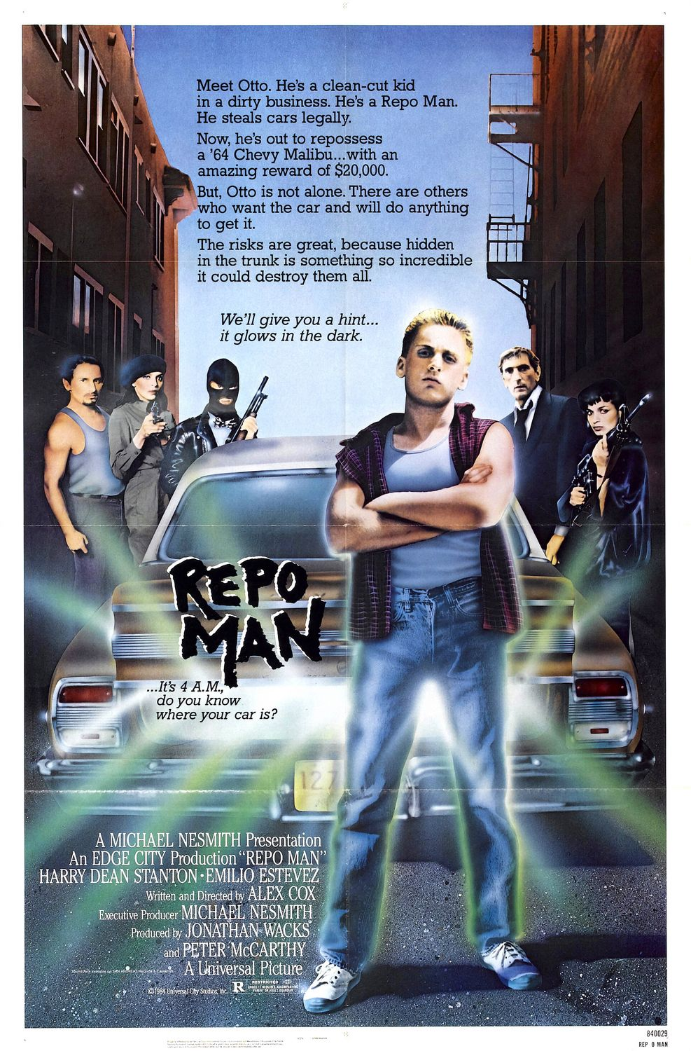 Repo Man : The Flop House Wiki : Fandom powered by Wikia