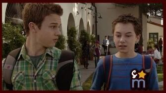 "THE FOSTERS 2x19 Clip 3 ""Jude & Connor Make Plans"" - Hayden Byerly, Gavin MacIntosh"