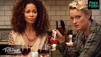 The Fosters Season 4, Episode 16 Sneak Peek Stef's Mom Announces Engagement Freeform