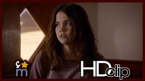 "THE FOSTERS 1x12 ""House and Home"" Clip 4 - Maia Mitchell, Rosie O'Donnell"