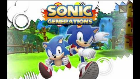 "Sonic Generations ""vs"