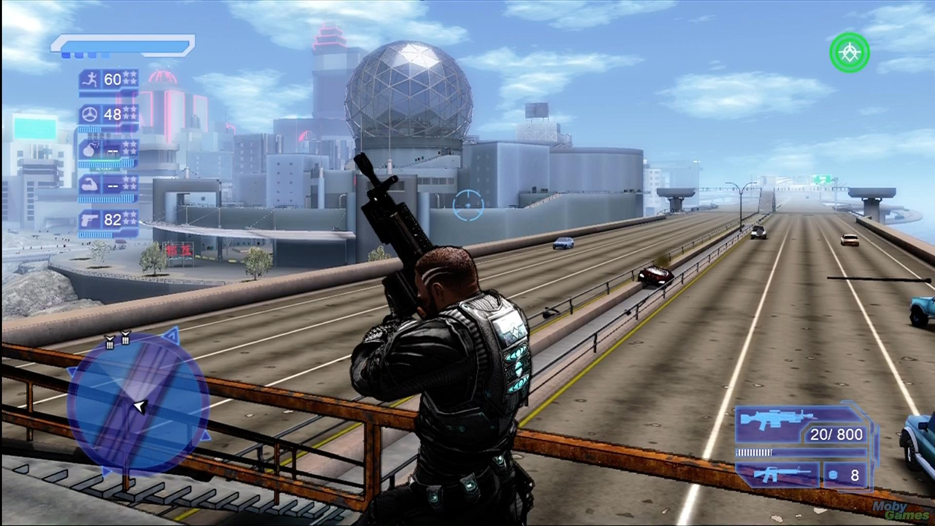 Crackdown Xbox 360 Classic Game Room Wiki Fandom