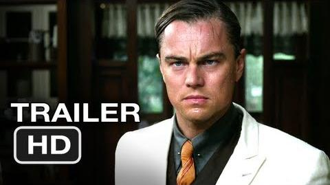 GREAT GATSBY Trailer (2013) Movie HD