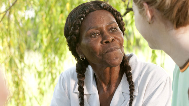 Cicely tyson the help