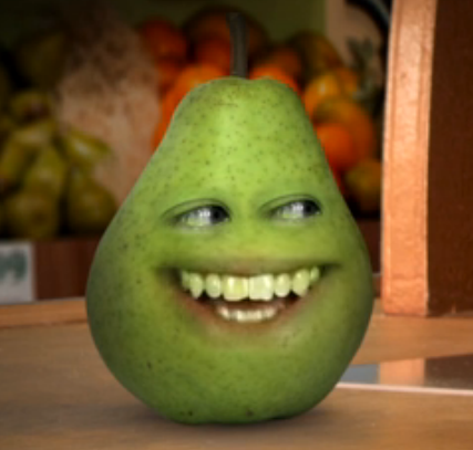 Pear - The High Fructose Adventures of Annoying Orange ...