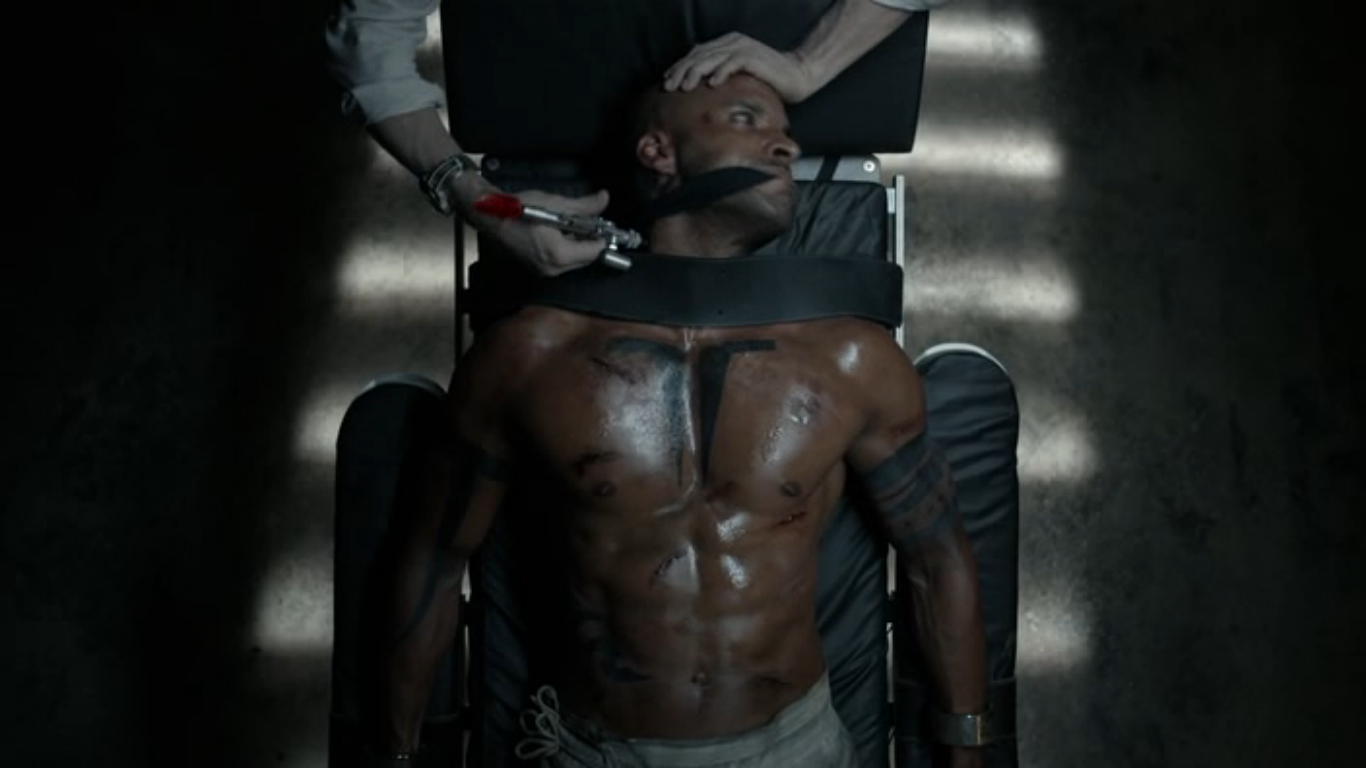 Image Linc First Dose 2x05 Png The 100 Wiki Fandom