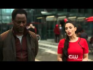 S3 episode 14 (Jaha & Alie)