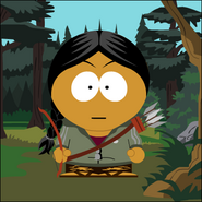 South Park Katniss