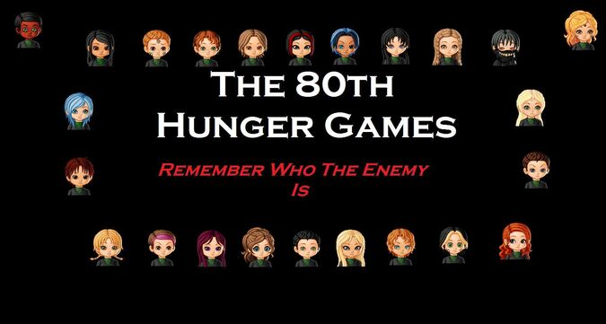 The 80th Hunger Games