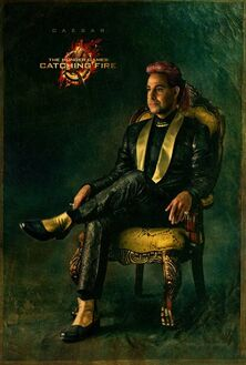 Catching fire promo caesar
