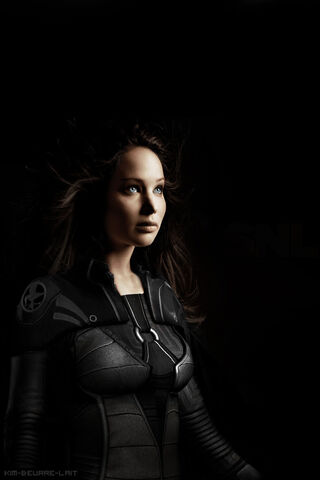 File:Katniss everdeen mockingjay by kim beurre lait-d6xcuc0.jpg