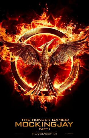File:The Hunger Games- Mockingjay Poster.jpg