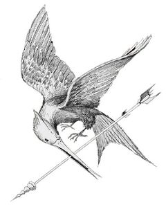 Mockingjay sketch by TOB.jpg