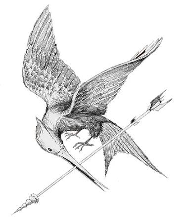 File:Mockingjay sketch by TOB.jpg