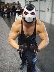 WonderCon 2012 - Bane