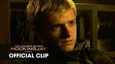 "The Hunger Games Mockingjay Part 2 Official Clip – ""Real"""