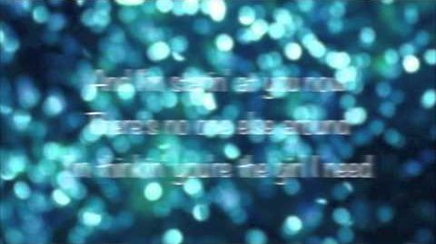 Fine By Me -Andy Grammer Lyrics on Screen
