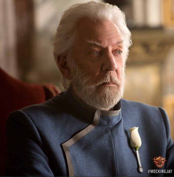 Image result for president snow