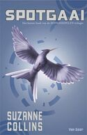 Mockingjay Dutch cover HB