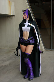 Huntress @ DragonCon 2011