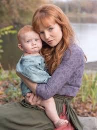 Annie & her son