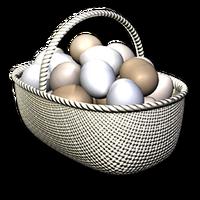 Easter basket simple