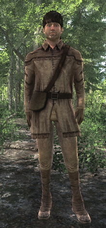 Hunting Outfit 06
