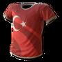 National shirt 22