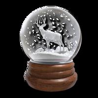 Snowglobe diamond