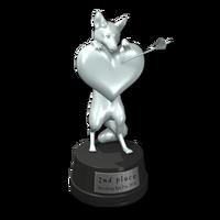 Valentine 2014 trophy fox 02